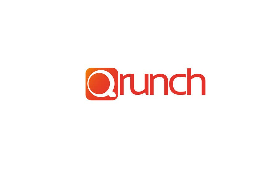 Contest Entry #                                        432                                      for                                         Logo Design for Qrunch
