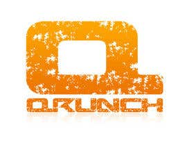 nº 268 pour Logo Design for Qrunch par Paw2x