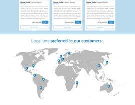 #7 for Design a Website Mockup and admin af Andresblnk