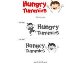 #33 para Design a Kids lunchbox delivery logo por bobbyank090