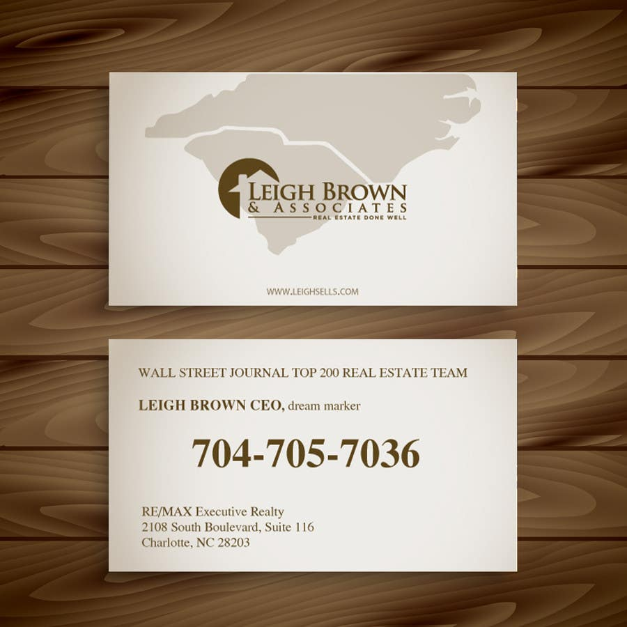 Entry 15 by wafadalleji for redesign real estate business card contest entry 15 for redesign real estate business card quick payment for good work reheart Choice Image