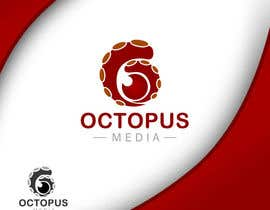 nº 358 pour Logo Design for Octopus Media par mega619