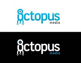 nº 179 pour Logo Design for Octopus Media par harriswho