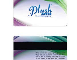 nº 26 pour Loyalty Card Redesign for Plush Card (Pty) Ltd par roopfargraphics