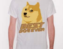 nº 10 pour Design a T-Shirt for a MEME (Doge meme) wow par octa26