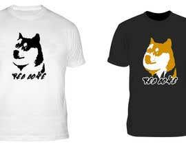 nº 22 pour Design a T-Shirt for a MEME (Doge meme) wow par lequangtien