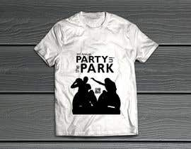 emanuelsousaa tarafından Design a T-Shirt for Party in the Park için no 28