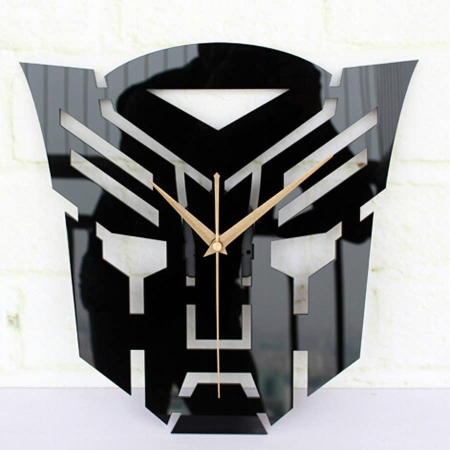 Entry 4 by basilbenny50 for design some out of the box super hero contest entry 4 for design some out of the box super hero wall clock amipublicfo Choice Image