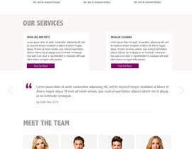 #9 untuk Design a Website Mockup for Gleem oleh veronicapires