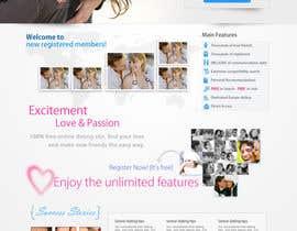 #23 untuk Design a Website Mockup for Gleem oleh venkatbudarapu