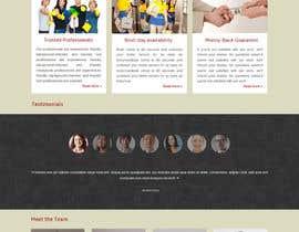 #2 untuk Design a Website Mockup for Gleem oleh seofutureprofile