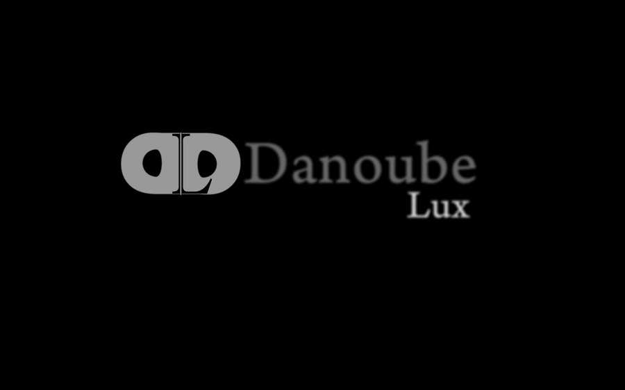 Proposition n°189 du concours Logo design for a new company selling luxury: DanubeLux.