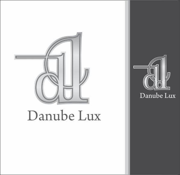 Proposition n°103 du concours Logo design for a new company selling luxury: DanubeLux.