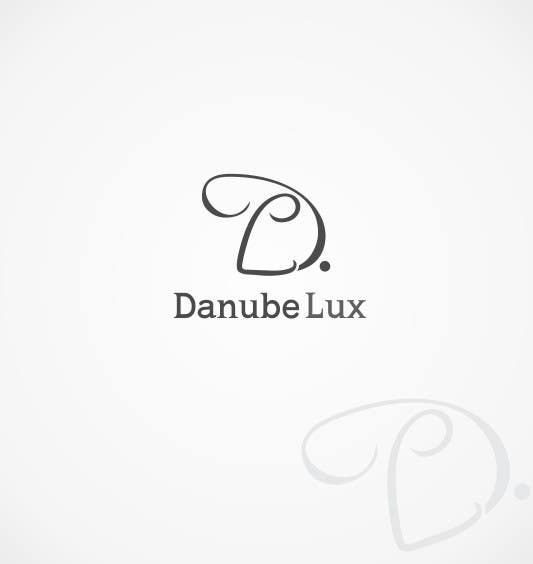 Proposition n°106 du concours Logo design for a new company selling luxury: DanubeLux.