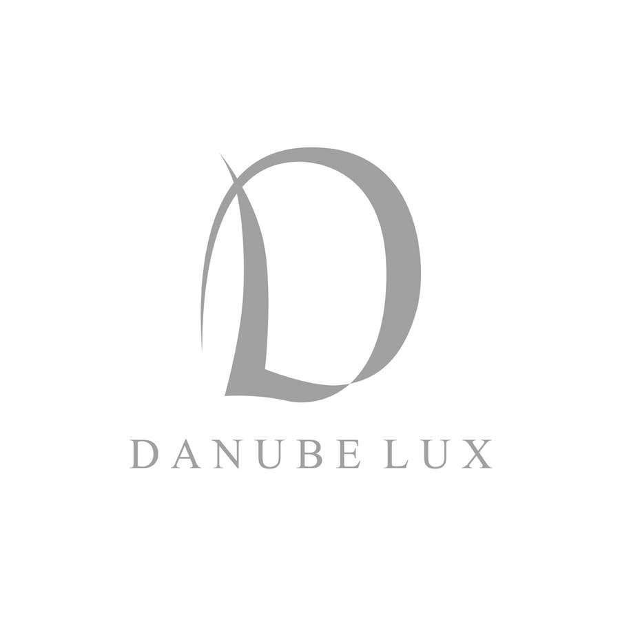 Proposition n°195 du concours Logo design for a new company selling luxury: DanubeLux.