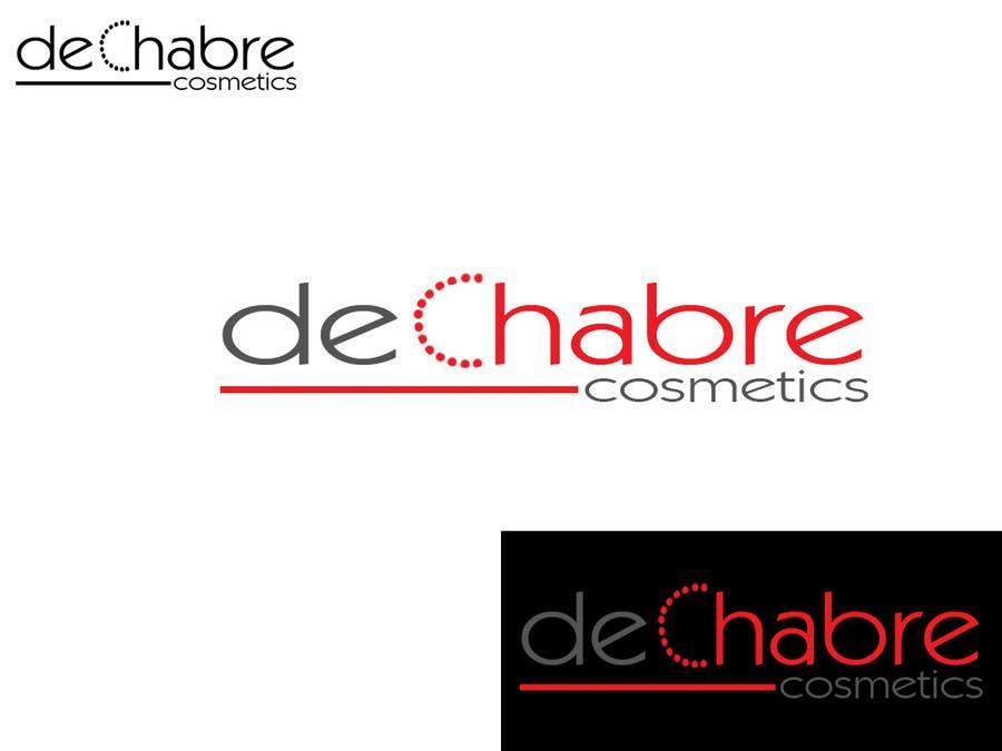 Inscrição nº 191 do Concurso para Logo Design for deChabre Cosmetics