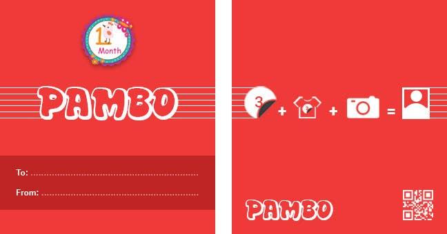 Penyertaan Peraduan #10 untuk Design  a simple package/envelope