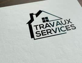 nº 25 pour Concevez un logo pour la société TRAVAUX SERVICES par imdesign3d