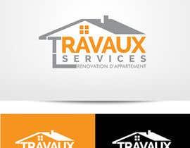 nº 30 pour Concevez un logo pour la société TRAVAUX SERVICES par moun06