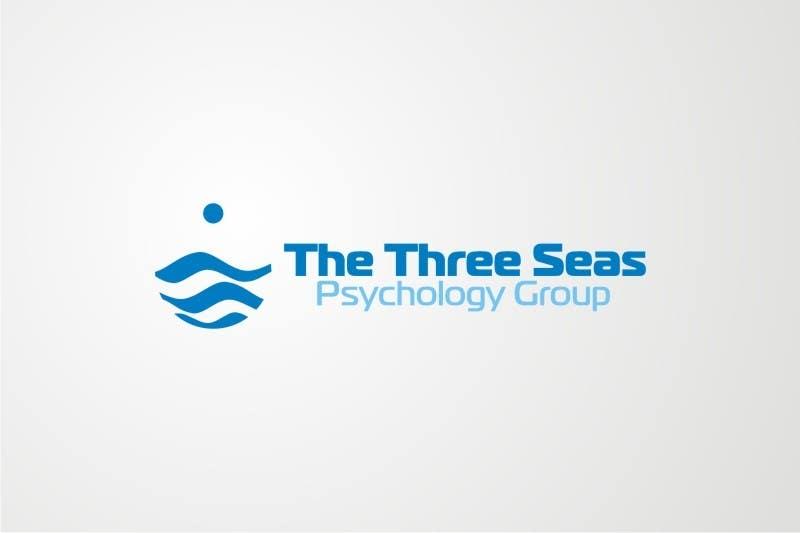 Bài tham dự cuộc thi #146 cho Logo Design for The Three Seas Psychology Group