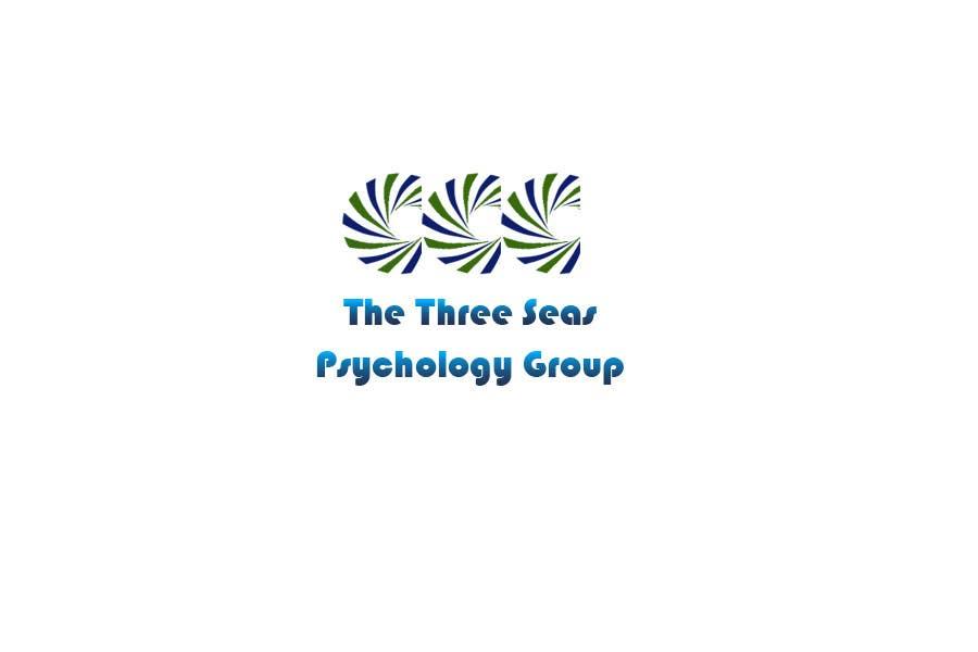 Bài tham dự cuộc thi #168 cho Logo Design for The Three Seas Psychology Group