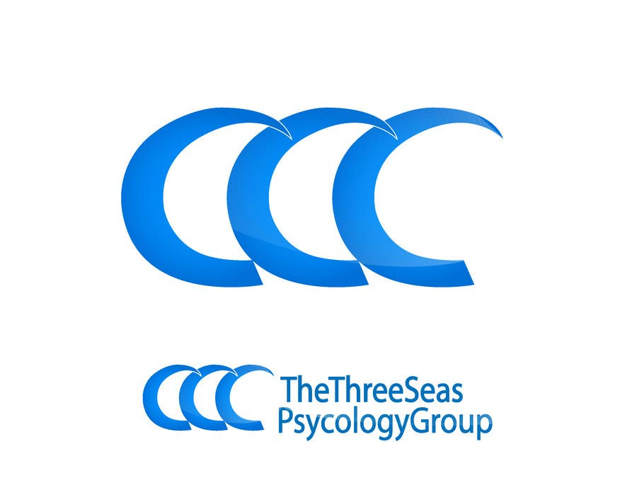 Bài tham dự cuộc thi #11 cho Logo Design for The Three Seas Psychology Group