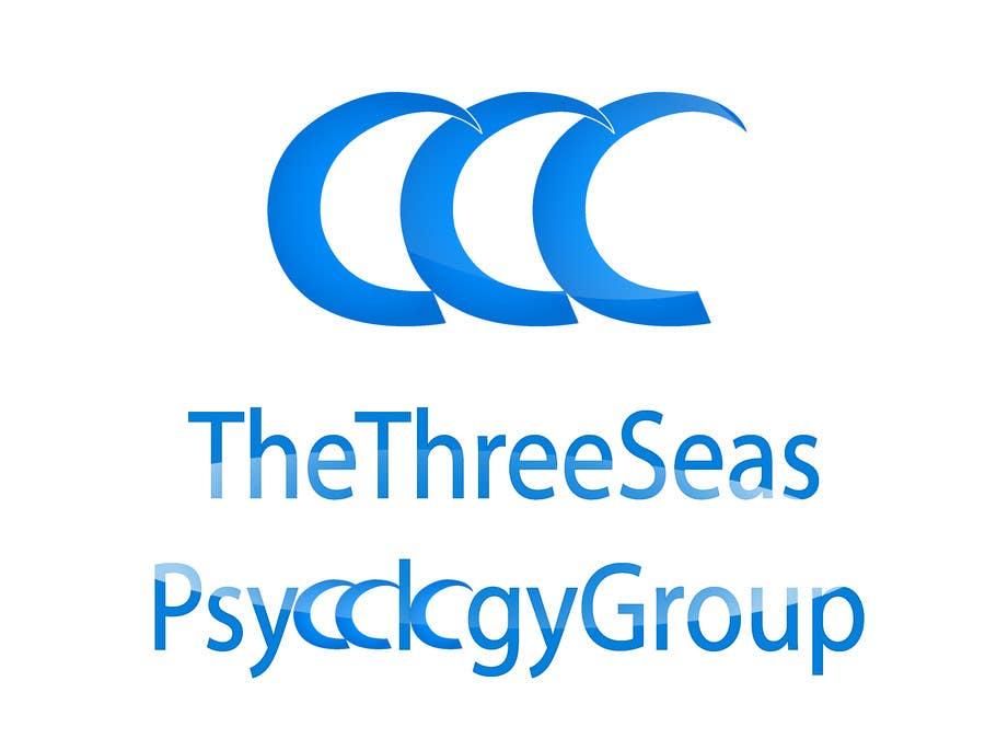Bài tham dự cuộc thi #8 cho Logo Design for The Three Seas Psychology Group