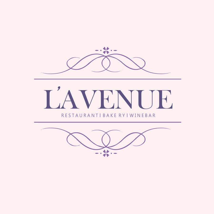 Logo Design for a French Restaurant / Bakery / Winebar ...