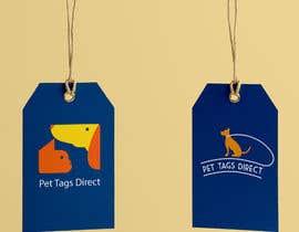 #5 for Design a Logo For New Template: Pet Tag Shop af Leandra797