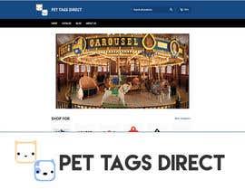 #2 for Design a Logo For New Template: Pet Tag Shop af DjIloveDESIGN