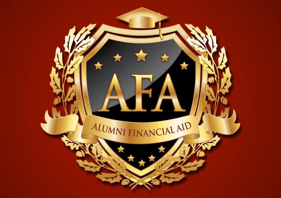 Penyertaan Peraduan #                                        321                                      untuk                                         Logo Design for Alumni Financial Aid