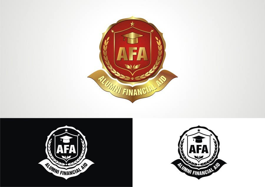 Penyertaan Peraduan #                                        217                                      untuk                                         Logo Design for Alumni Financial Aid