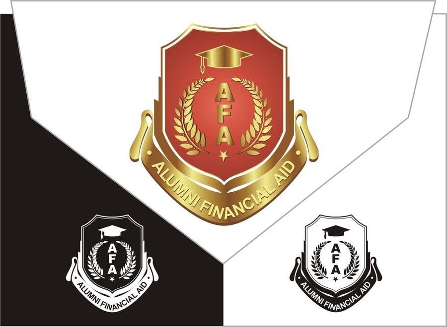 Penyertaan Peraduan #                                        169                                      untuk                                         Logo Design for Alumni Financial Aid