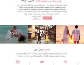 nº 11 pour Design a Website Mockup par nicemark08
