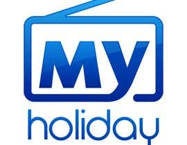 #13 for Logo Design for My Holiday by raikulung