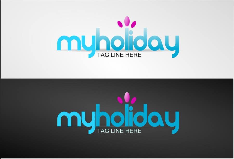 Inscrição nº                                         15                                      do Concurso para                                         Logo Design for My Holiday