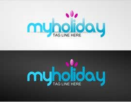 #15 for Logo Design for My Holiday by colourz
