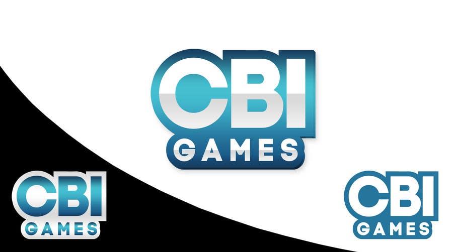 """Intrarea #177 pentru concursul """"Logo Design for CBI-Games.com"""""""
