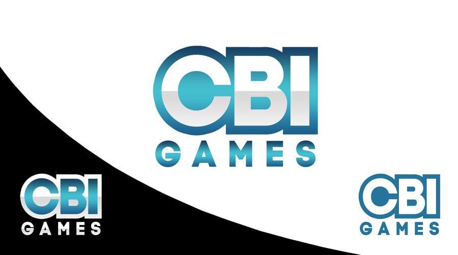"""Intrarea #157 pentru concursul """"Logo Design for CBI-Games.com"""""""