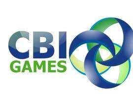 nº 175 pour Logo Design for CBI-Games.com par NoraMary