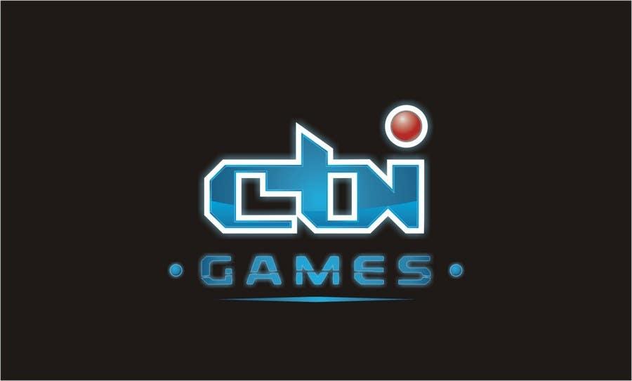 """Intrarea #224 pentru concursul """"Logo Design for CBI-Games.com"""""""