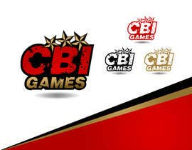 #154 para Logo Design for CBI-Games.com por mega619