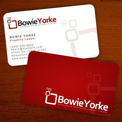 Proposition n°                                        161                                      du concours                                         Logo Design for a law firm: Bowie Yorke