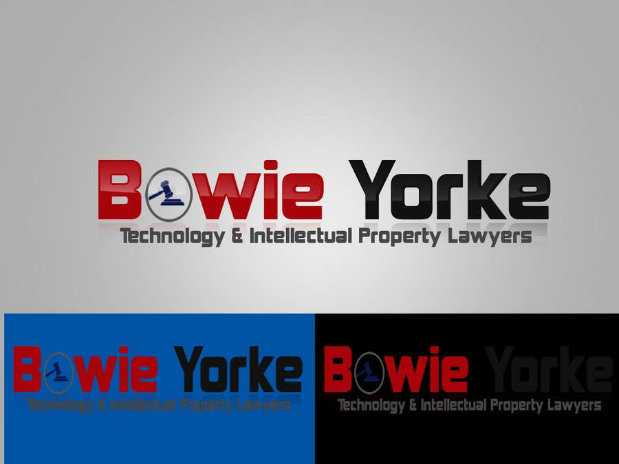 Proposition n°                                        153                                      du concours                                         Logo Design for a law firm: Bowie Yorke
