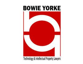 #132 para Logo Design for a law firm: Bowie Yorke por Bonnanova