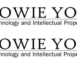 #30 for Logo Design for a law firm: Bowie Yorke af gbrock