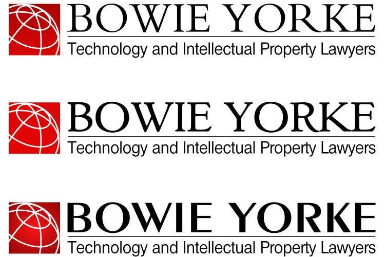 Bài tham dự cuộc thi #                                        134                                      cho                                         Logo Design for a law firm: Bowie Yorke