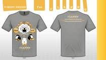 Graphic Design Inscrição do Concurso Nº87 para T-shirt Design for F.L.A.P.N.G. (forever lifting and praising)
