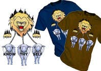 Graphic Design Inscrição do Concurso Nº65 para T-shirt Design for F.L.A.P.N.G. (forever lifting and praising)