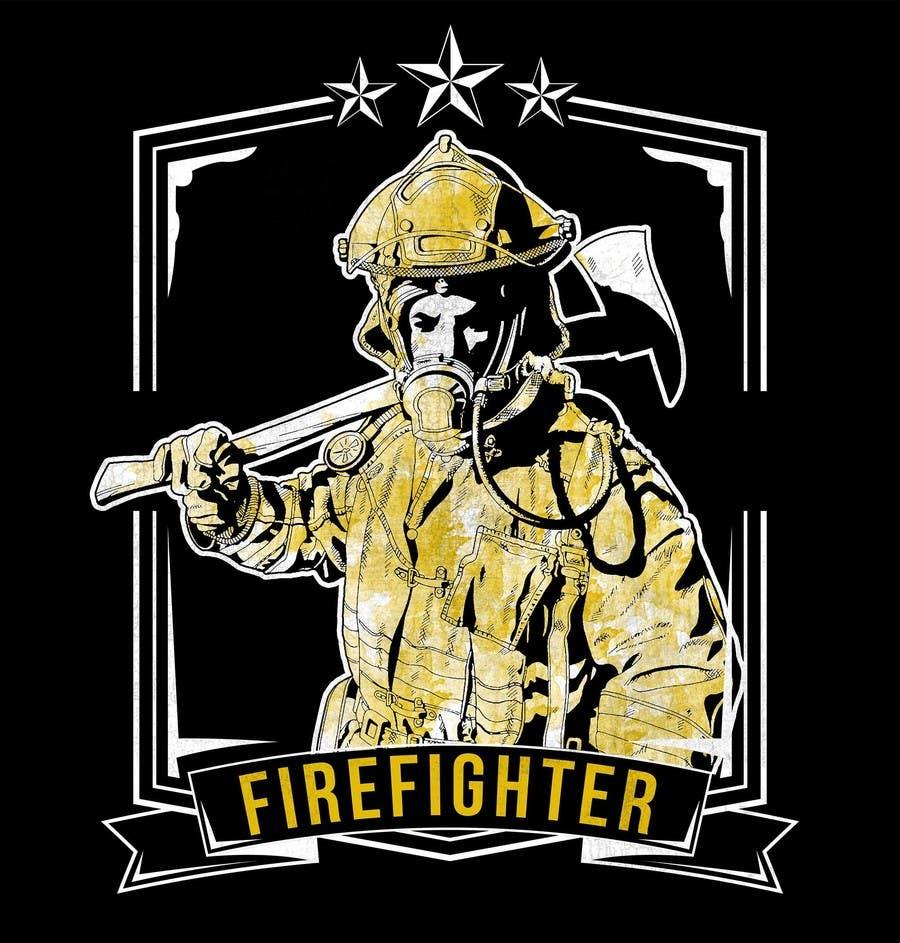 Contest Entry #15 for Navrhnout tričko  FireFashion (firefighter theme) -- 3